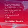 P#10 – Nuove molecole in sviluppo e nuovi target terapeutici nello SCLC: uno sguardo al futuro. Marina Chiara Garassino.